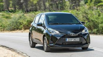 Δοκιμή: Toyota Yaris 1.5 VVT-iE