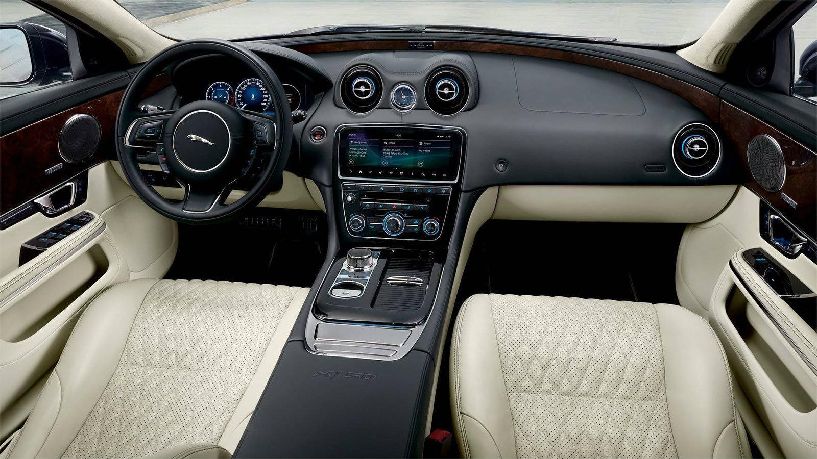 Η επετειακή Jaguar XJ50 (+vids) - jaguar xj lw