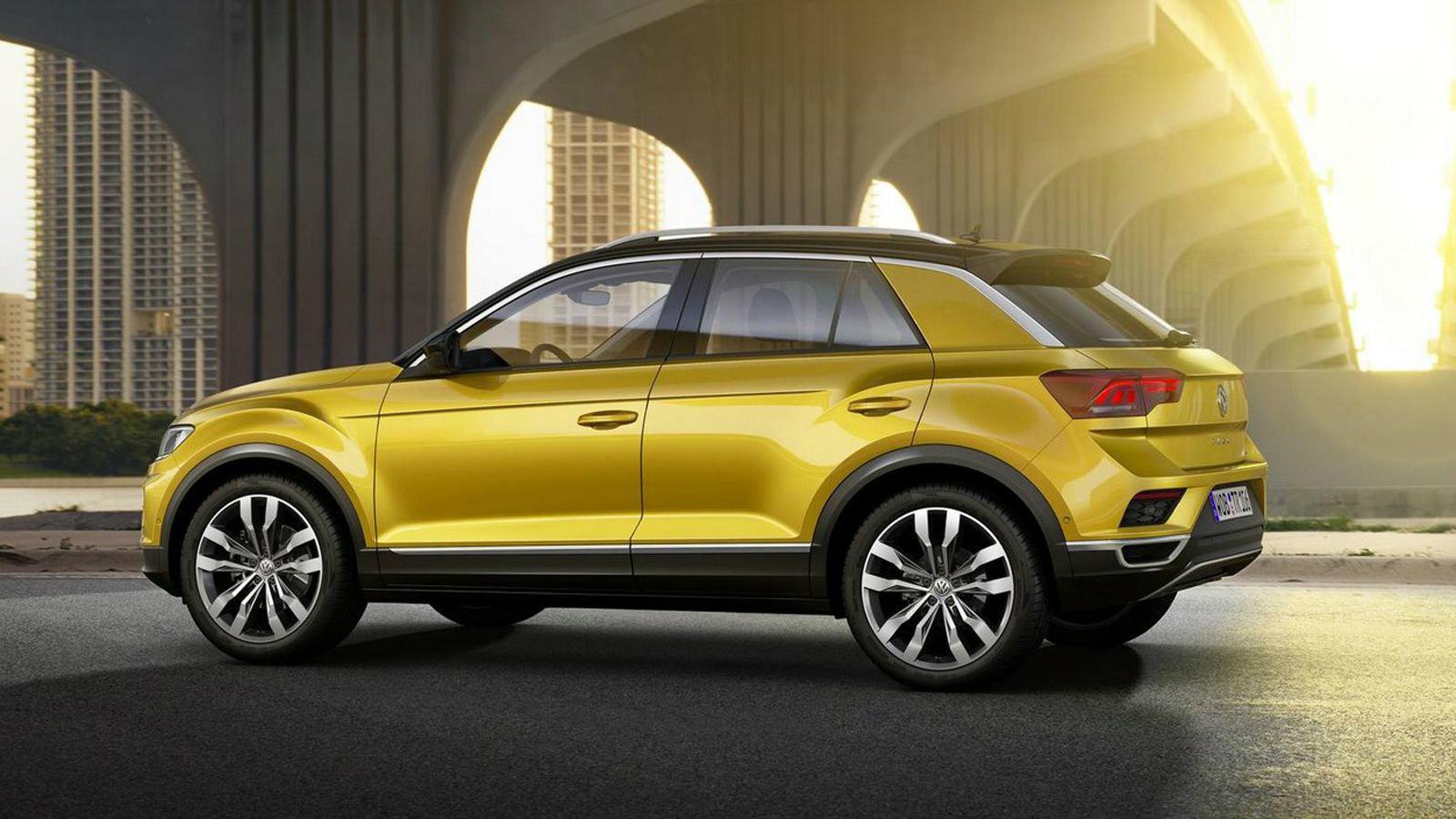 Vw T Roc Volkswagen