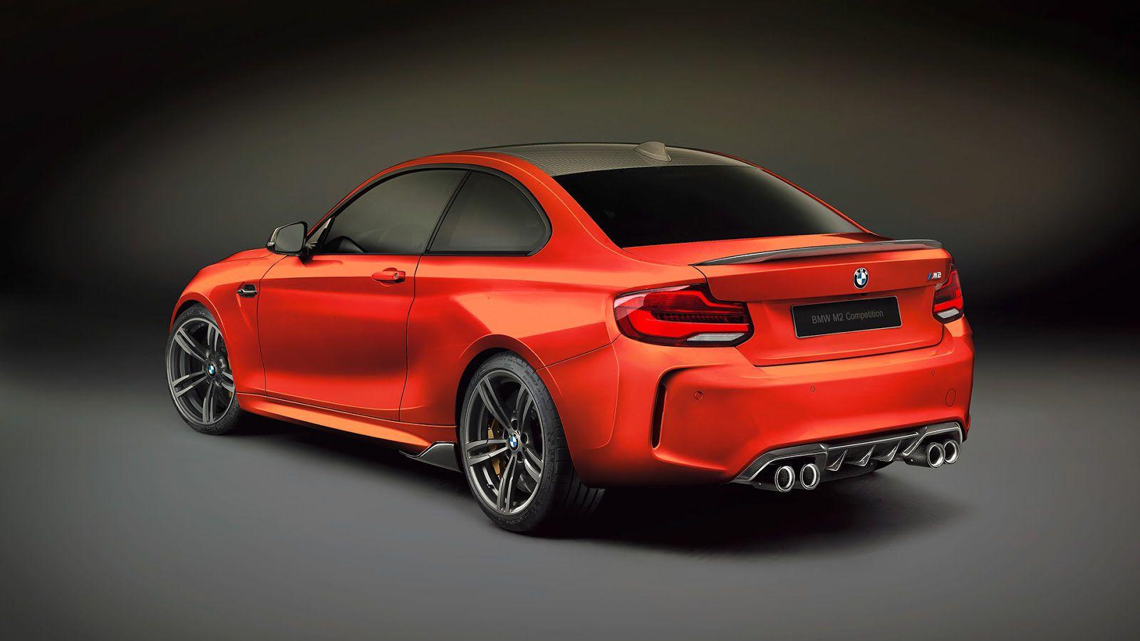 m a competition Bmw m2 competition presenta una nueva edición de su coupé compacto más deportivo y radical, y para ello nada mejor que leer más.