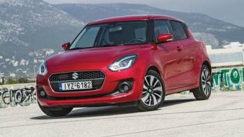 ΔΟΚΙΜΗ: Suzuki Swift 1.2 CVT 90 PS