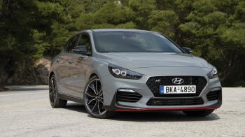 Hyundai i30 Fastback N 275PS