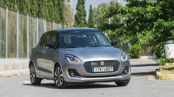 Δοκιμή: Suzuki Swift 1.2 GLX Hybrid