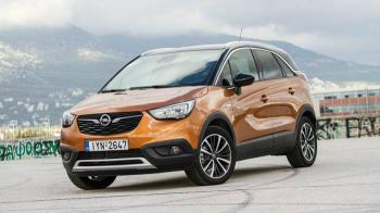 ΔΟΚΙΜΗ: Opel Crossland X 1.5D 120 PS AT6