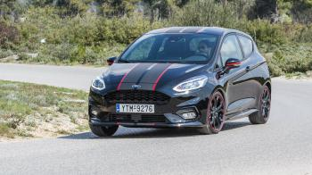 ΔΟΚΙΜΗ: Ford Fiesta ST-Line Black Edition 140PS