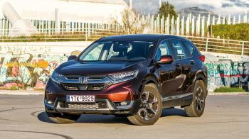 Δοκιμή: Honda CR-V 1.5 i-VTEC 193 PS CVT AWD