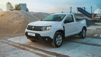 Νέο Dacia Duster Pick-Up