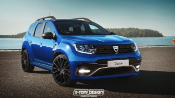 «Κτήνος» Dacia Duster GT version