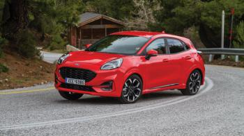 Ford Puma 155 PS: Crossover με σπορ περιτύλιγμα