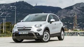 ΔΟΚΙΜΗ: Fiat 500X 1.6 Multijet 120 PS f/l