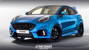 To νέο Ford Puma RS?