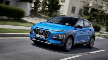 Νέο Hyundai Kona 141 PS (+video)