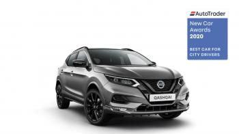 To Nissan QASHQAI ανακηρύχθηκε «Best Car for City Drivers»