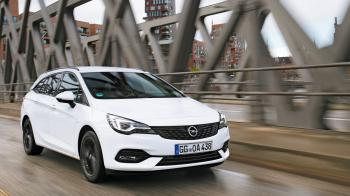 Οδηγούμε το νέο Opel Astra Sports Tourer 1.5 Diesel
