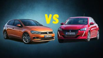 Peugeot 208 vs VW Polo