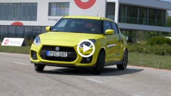 Με το Suzuki Swift Sport για Drift!
